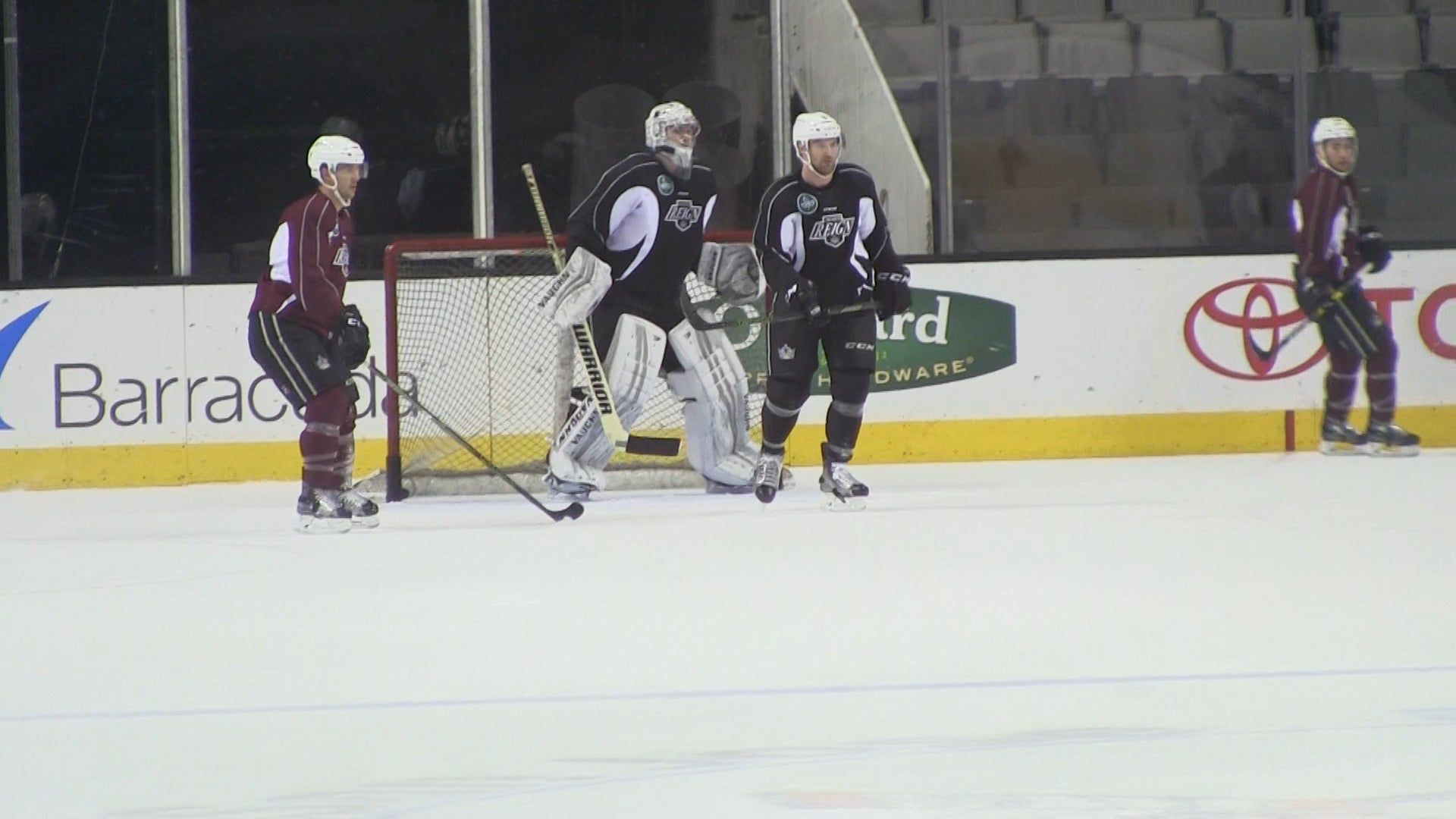 Reign Update - Ontario Battles for First in San Jose Tomorrow