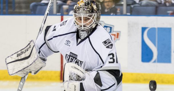 PETER BUDAJ ASSIGNED TO KINGS