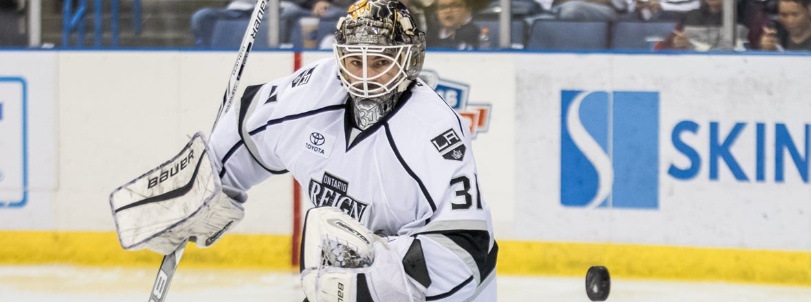 PETER BUDAJ ASSIGNED TO ONTARIO