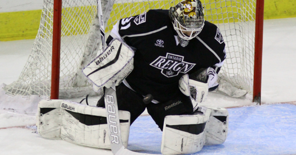 Budaj Wins AHL Outstanding Goalie Award