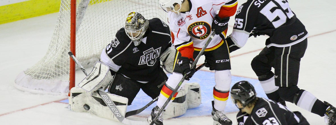 Reign Wrap Up Road Trip Tonight in Stockton