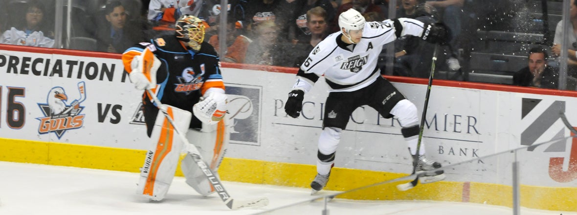Reign Advance, Face Gulls in Pacific Division Finals