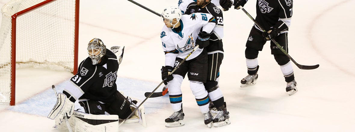 Reign and Barracuda Meet in Game 2 Tonight