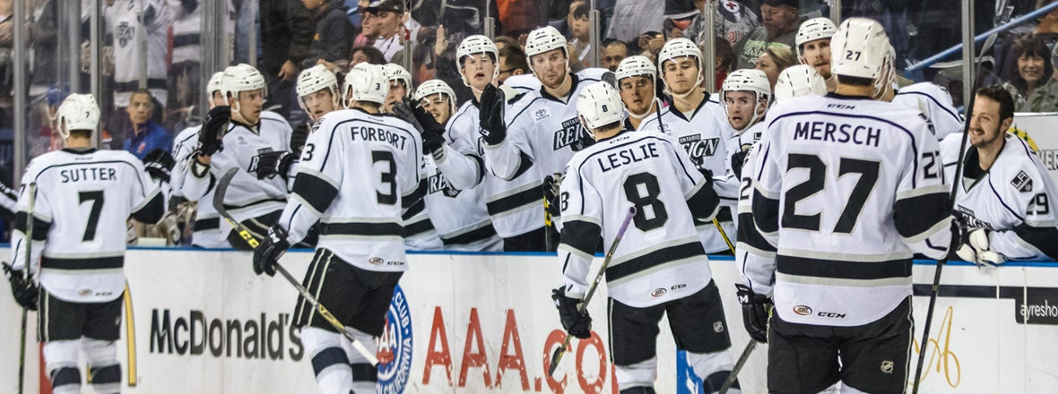 Reign Roll Past Condors