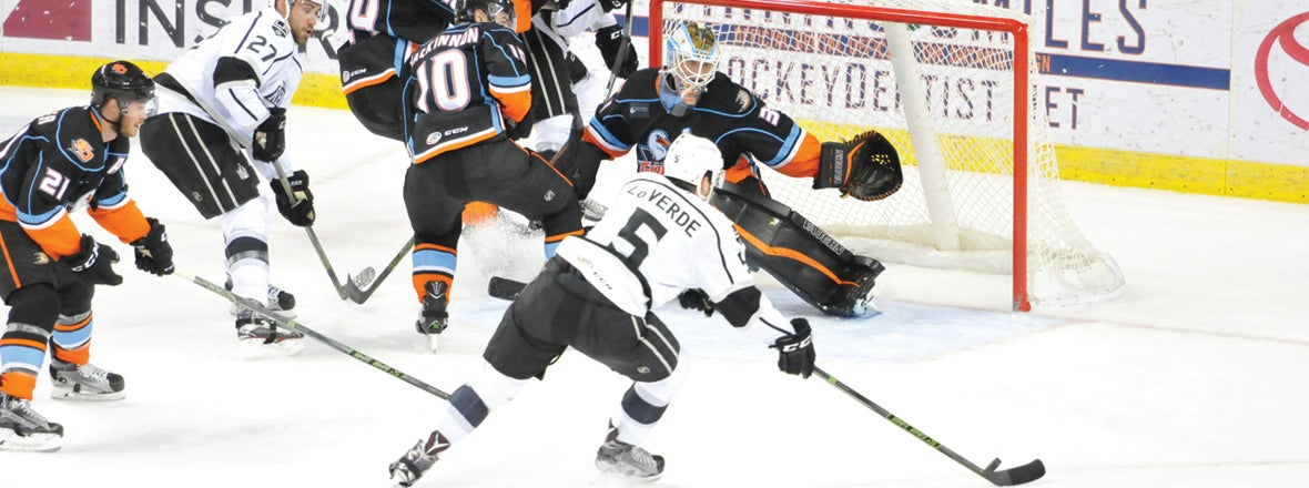 Reign Look to Carry Momentum into Game 2 Tonight