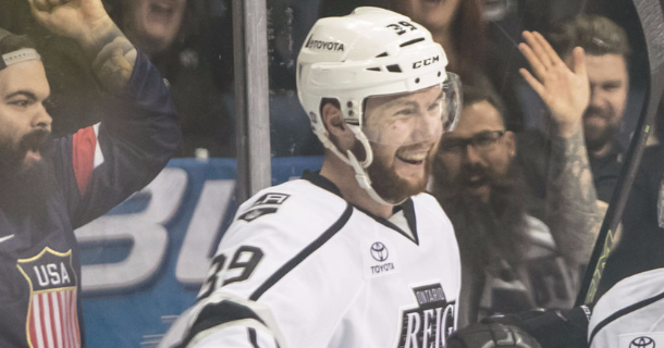 Reign Take Down Gulls in Game 5