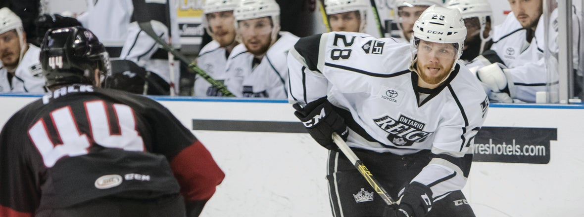 Reign and Monsters Collide in Game 3 Today