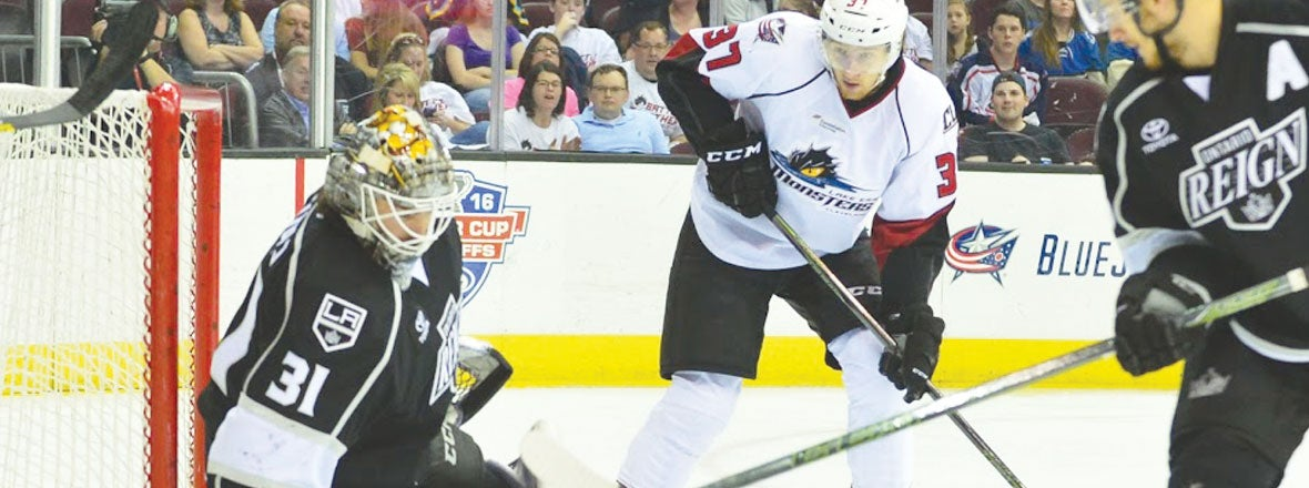 Reign Fall in Game 3 to Lake Erie