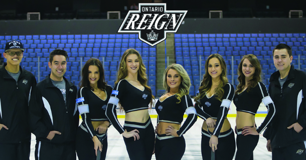 Become a Member of the Reign Ice Crew!