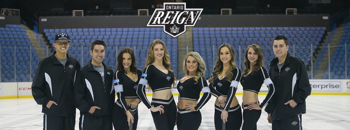 Reign Ice Crew Tryouts This Weekend!