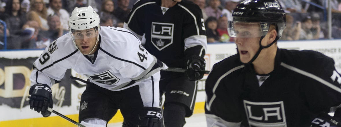 Prospects and Stars Dazzle in First Kings vs. Kings Showdown