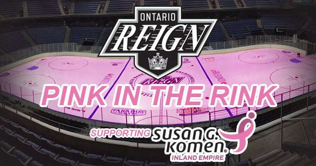 Pink in the Rink