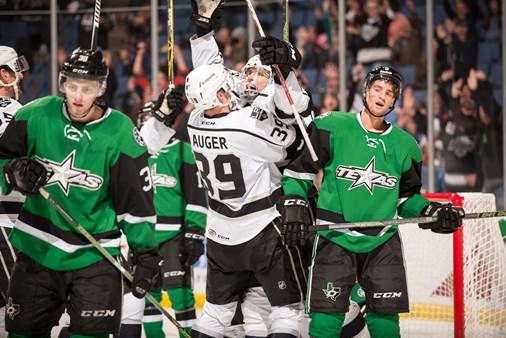Live Blog: Reign at Stars