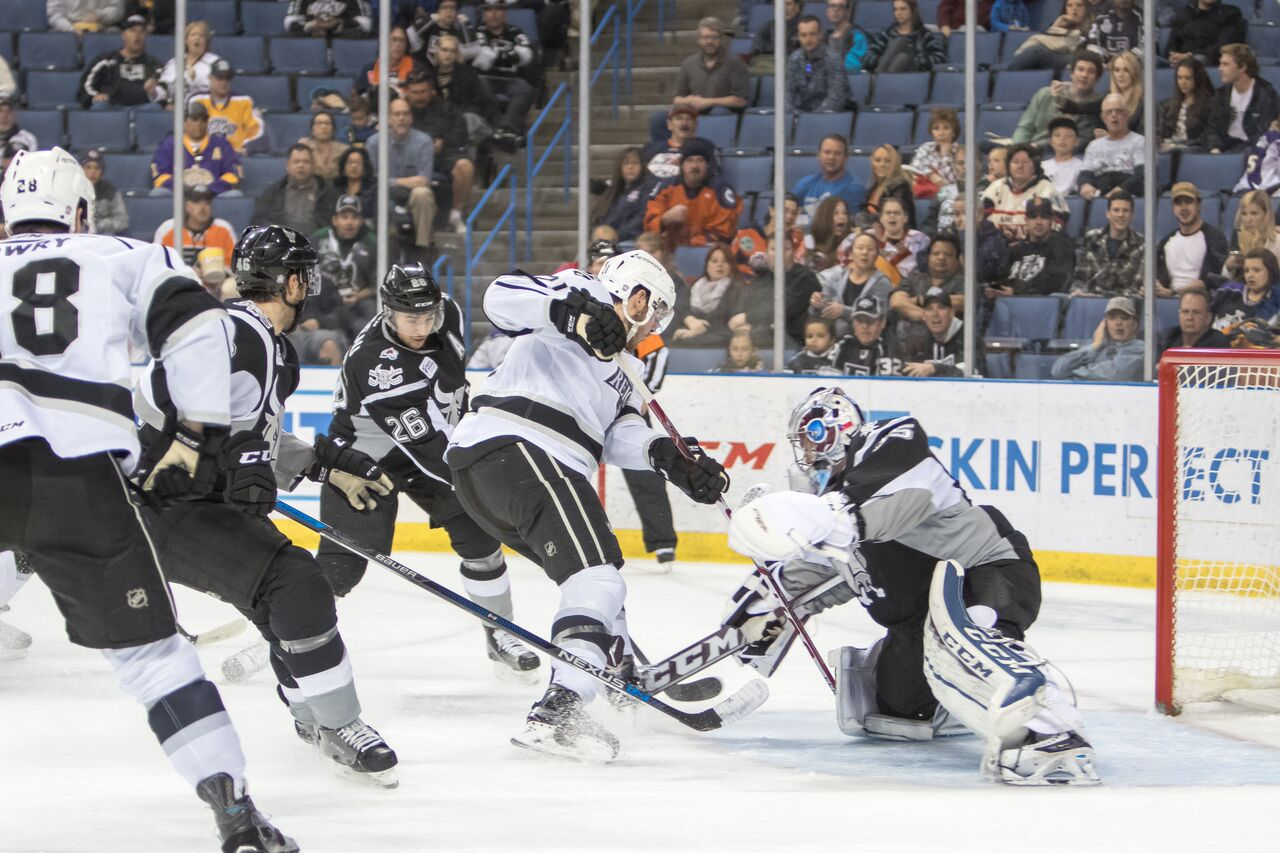 2016-03-18 - Reign win 5-3 Rampage