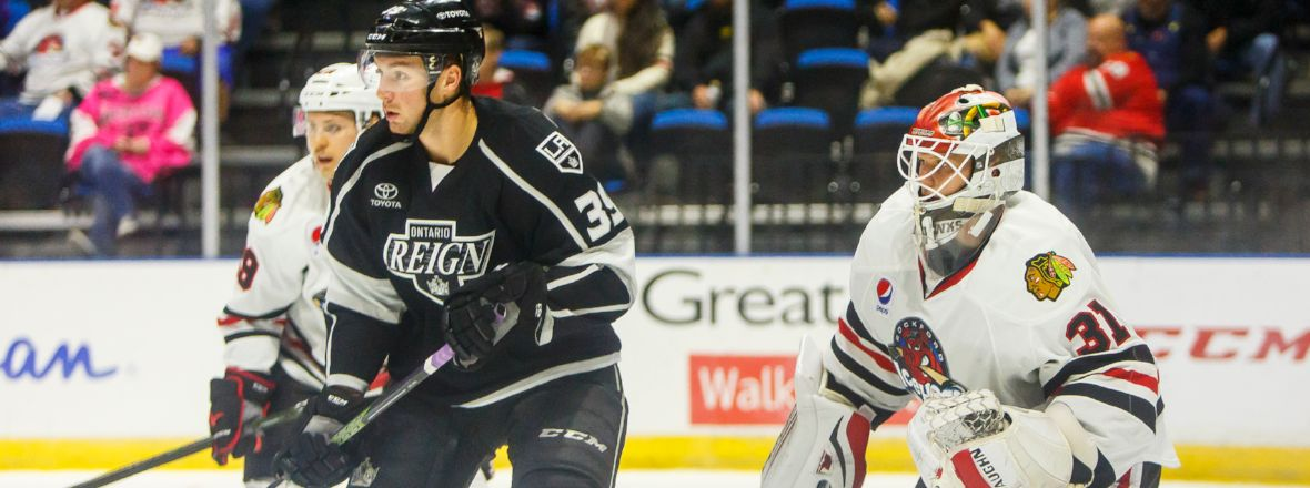 Reign Announce 2017-18 Opponents