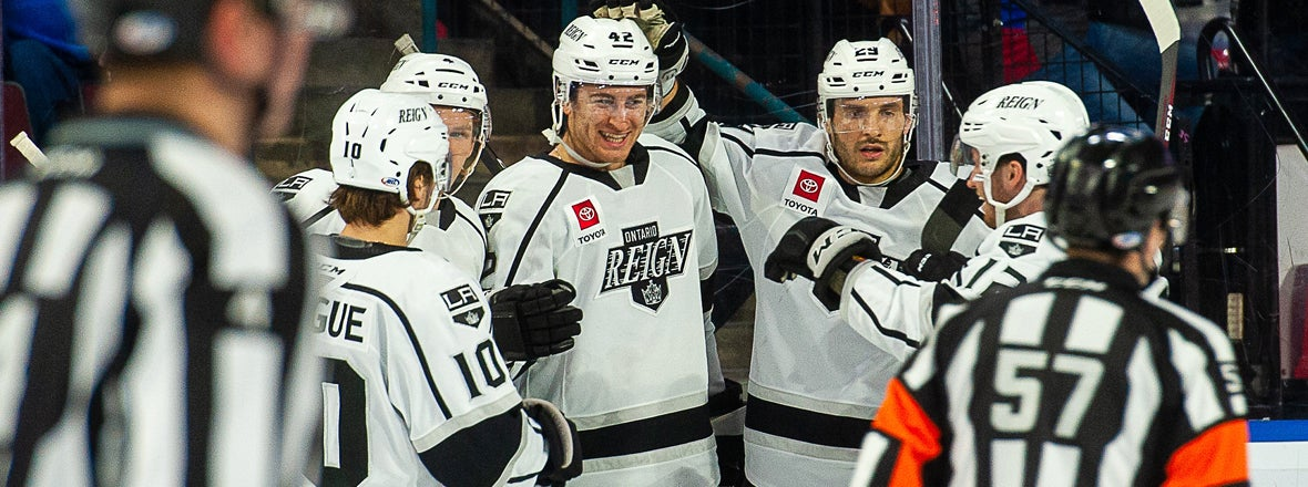REIGN WIN RECORD-BREAKING GAME