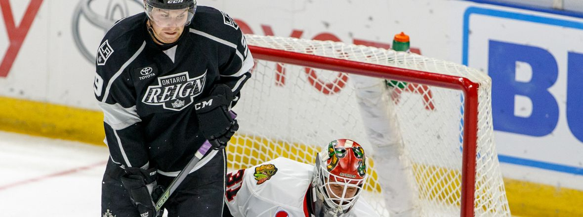 Reign Weekly - Reign Prepare for Stockton