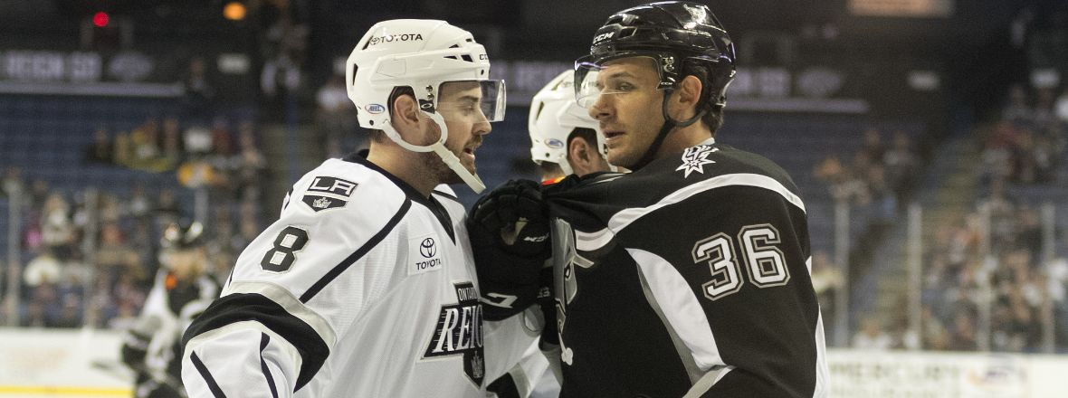 Reign Look To Close Playoff Point Game This Weekend