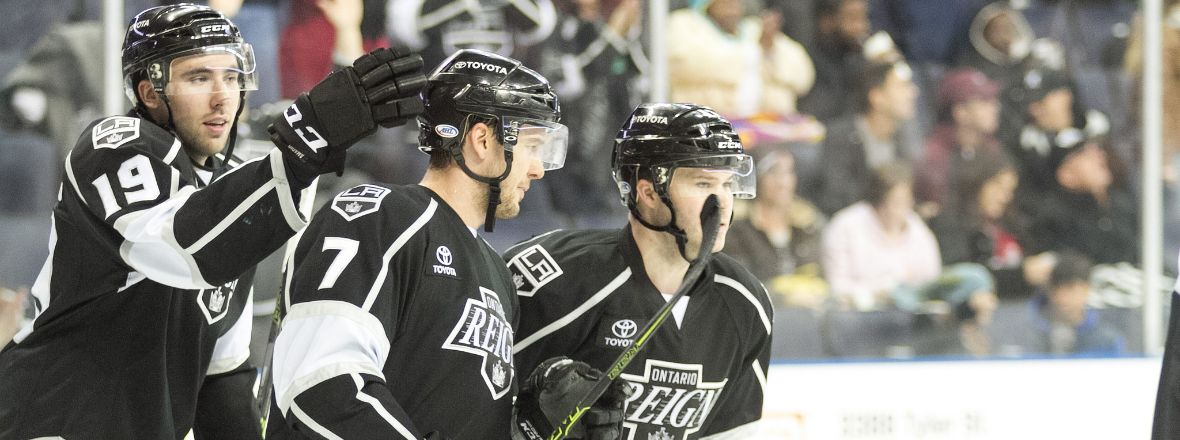 Reign Weekly: Reign Take Winning Streak Outdoors