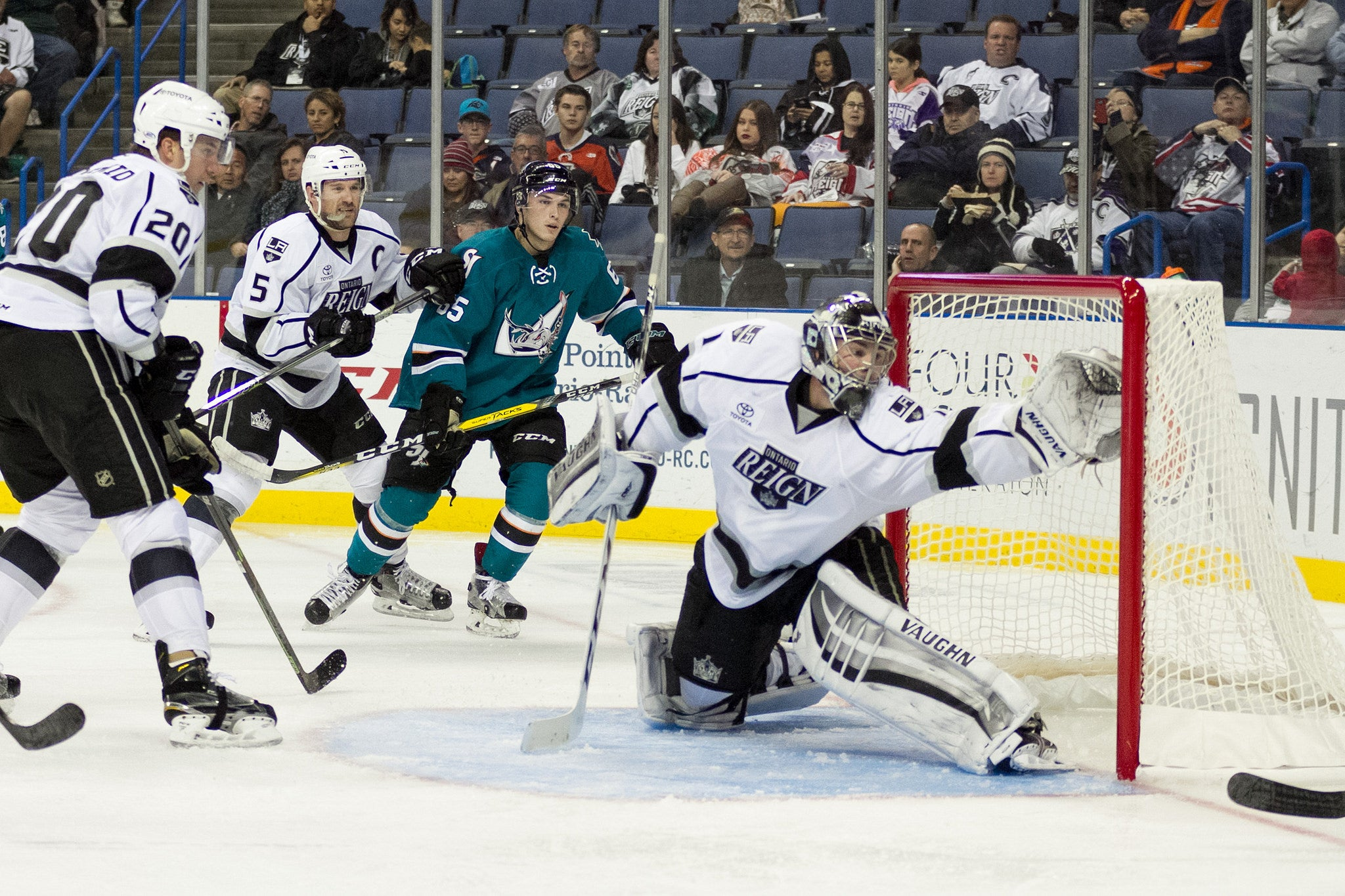 Reign and Barracuda Collide Tonight in San Jose!