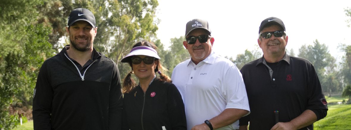 Golf Tournament Smashing Success for Great Cause