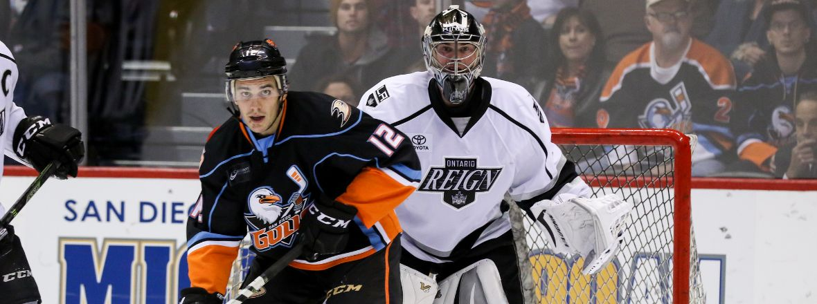 Reign and Gulls Collide in Game 3 Tonight