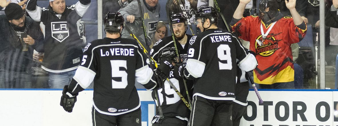 Reign Take Down Condors in Overtime