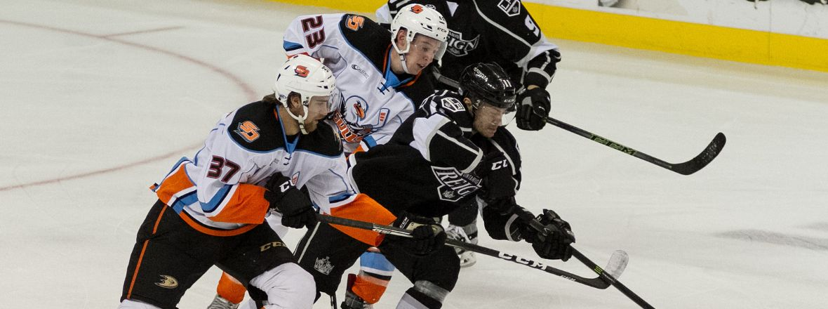 Reign vs. Gulls Playoff Schedule Released!