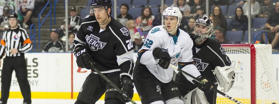 Reign and Barracuda Close Season Series Tonight