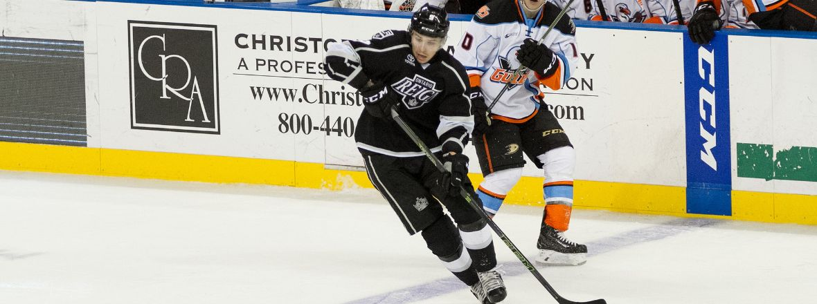 Podcast: Reign-Gulls Series Preview