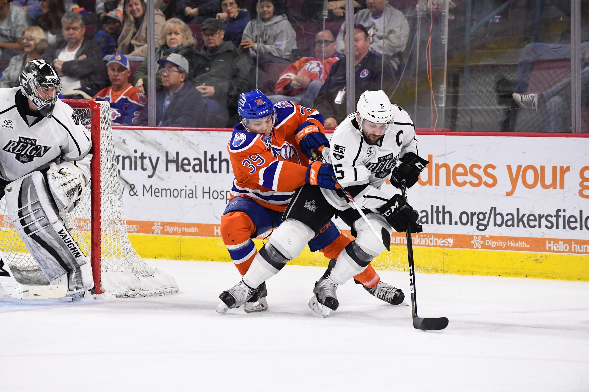 Reign and Condors Clash Tonight at 6 PT!