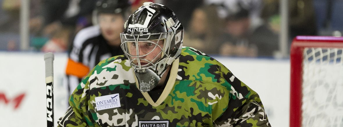 Jack Campbell Named AHL Player of the Week