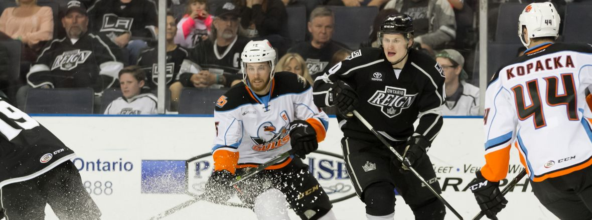 Reign and Gulls Meet in Decisive Game 5 Tonight