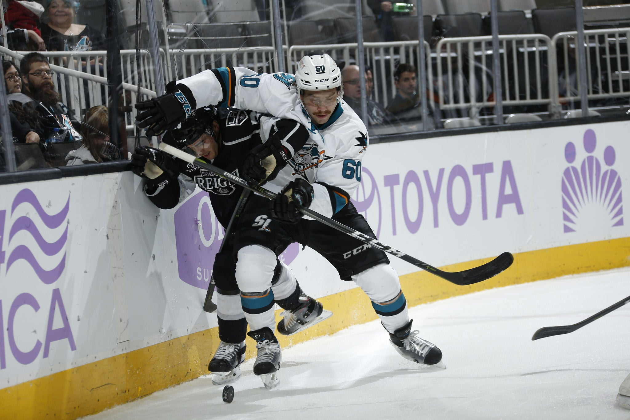 Live Blog: Reign vs. Barracuda