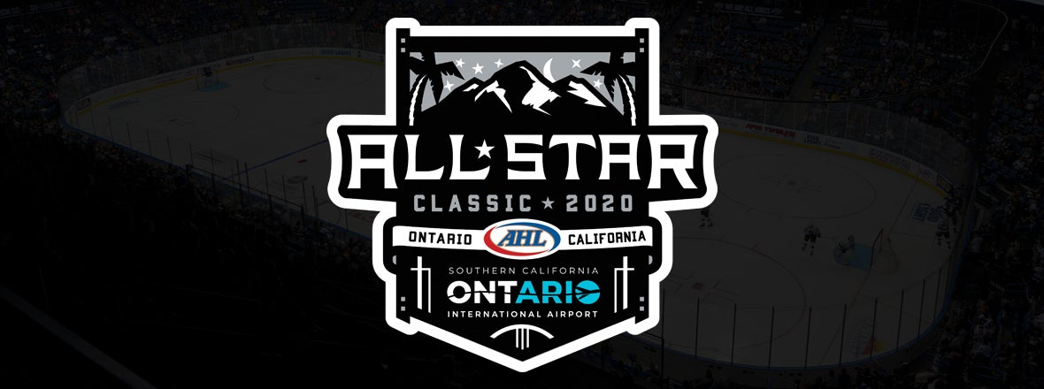 2020 AHL ALL-STAR CLASSIC LOGO REVEALED