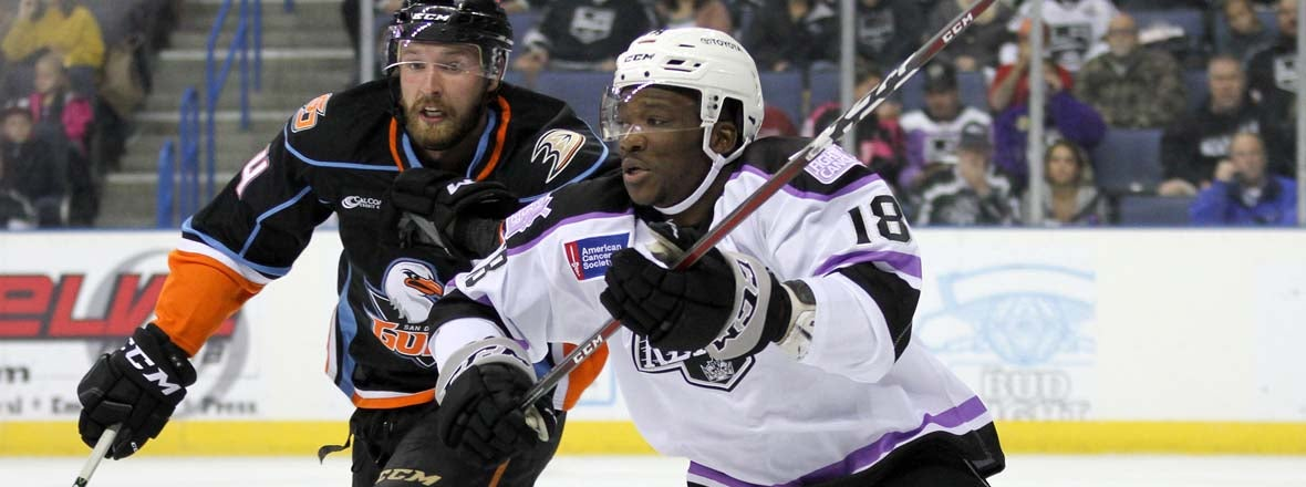 ONTARIO REIGN MAKE ROSTER MOVES
