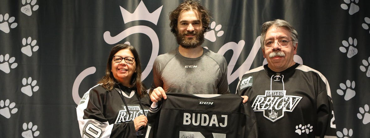REIGN RAISE OVER $300,000 IN JERSEY AUCTIONS!