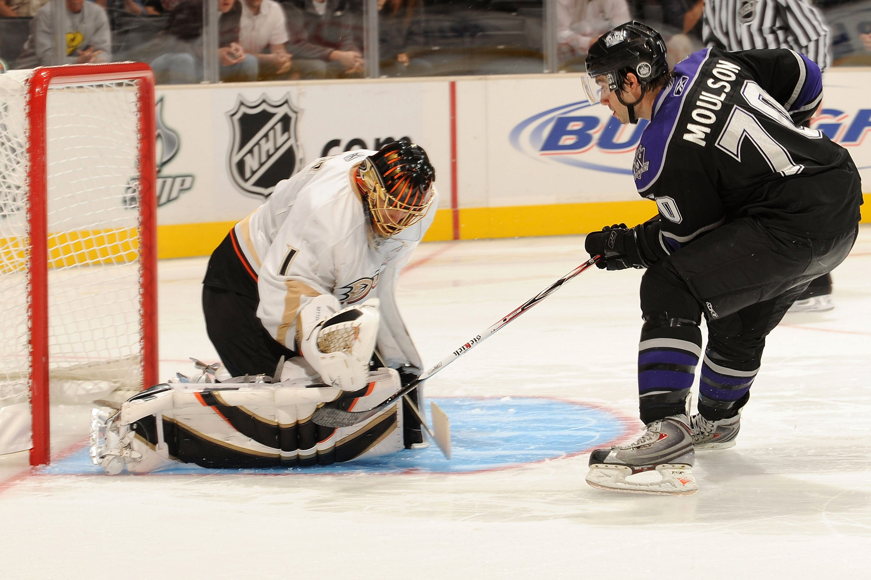 Veteran Forward Matt Moulson Loaned to Reign
