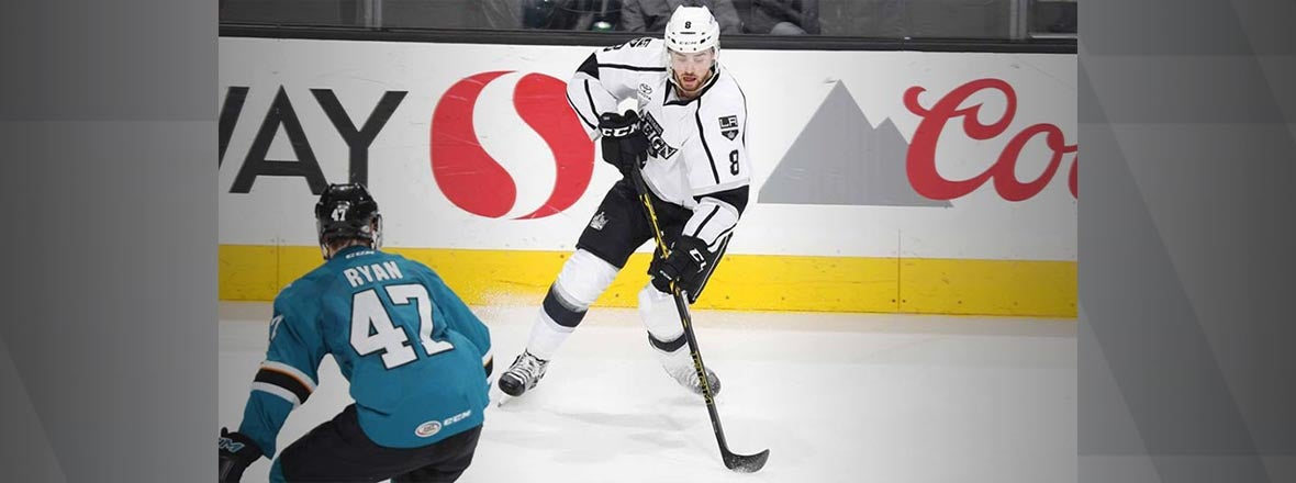 LA Kings Trade Zac Leslie to Golden Knights