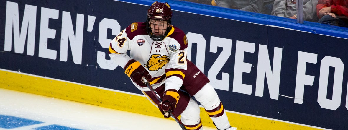 KINGS SIGN DEFENSEMAN MIKEY ANDERSON