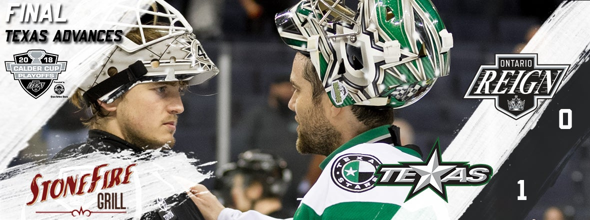Stars Eliminate Reign in Four Games