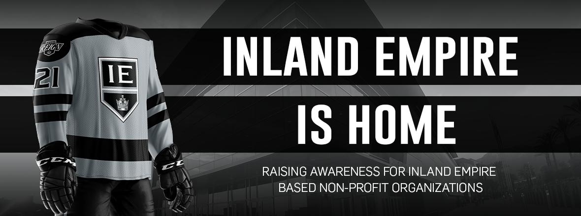 Inland Empire is Home - Third Jersey Release