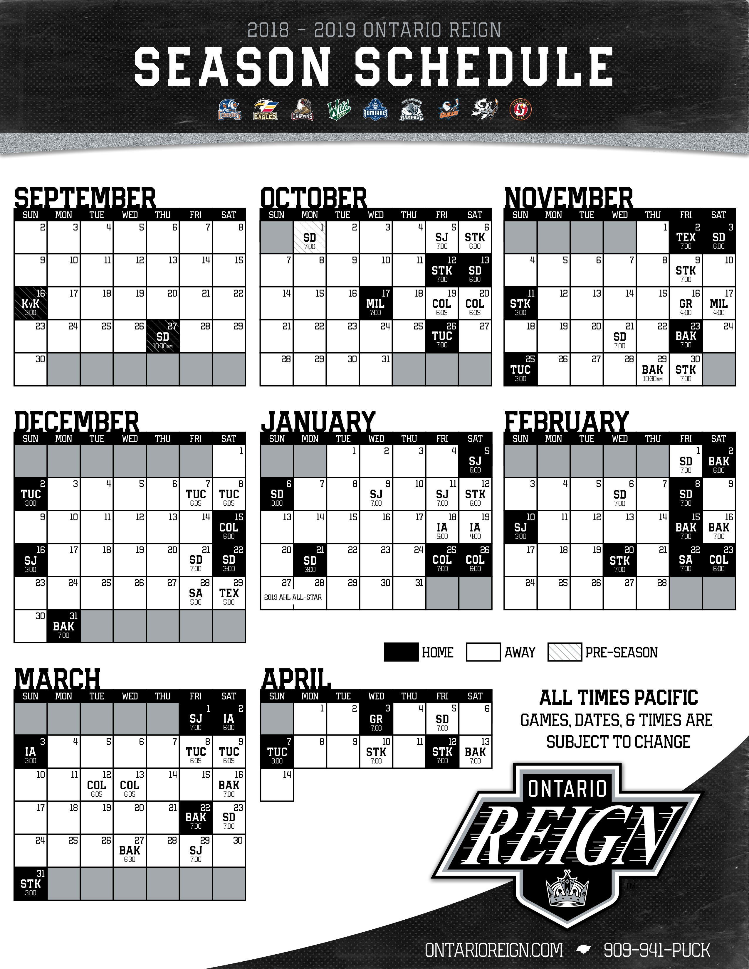 Monster image intended for los angeles kings printable schedule