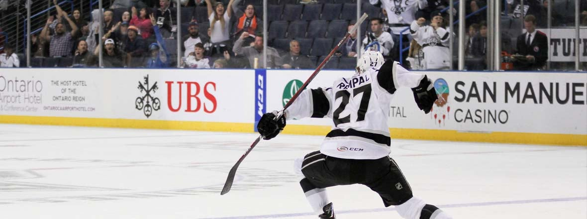 REMPAL NAMED AHL ROOKIE OF THE MONTH