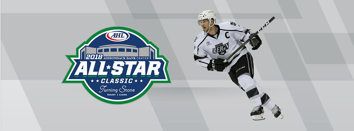 SUTTER NAMED AHL ALL-STAR CLASSIC CAPTAIN