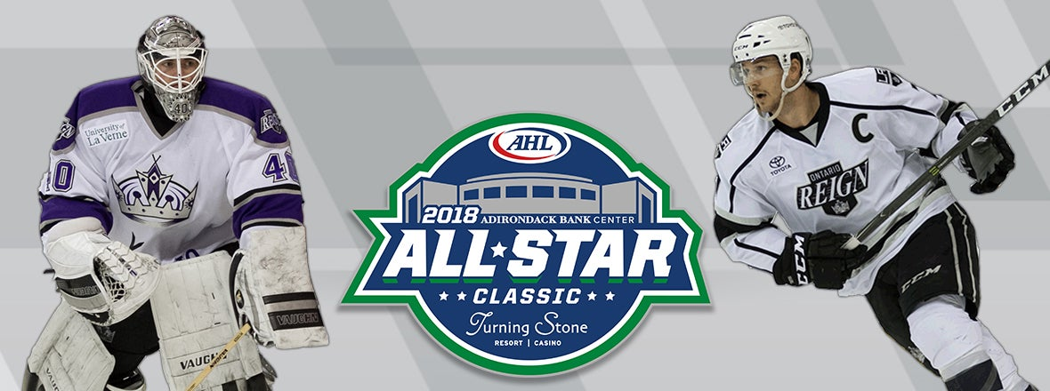 PETERSEN JOINS SUTTER AT 2018 AHL ALL-STAR CLASSIC
