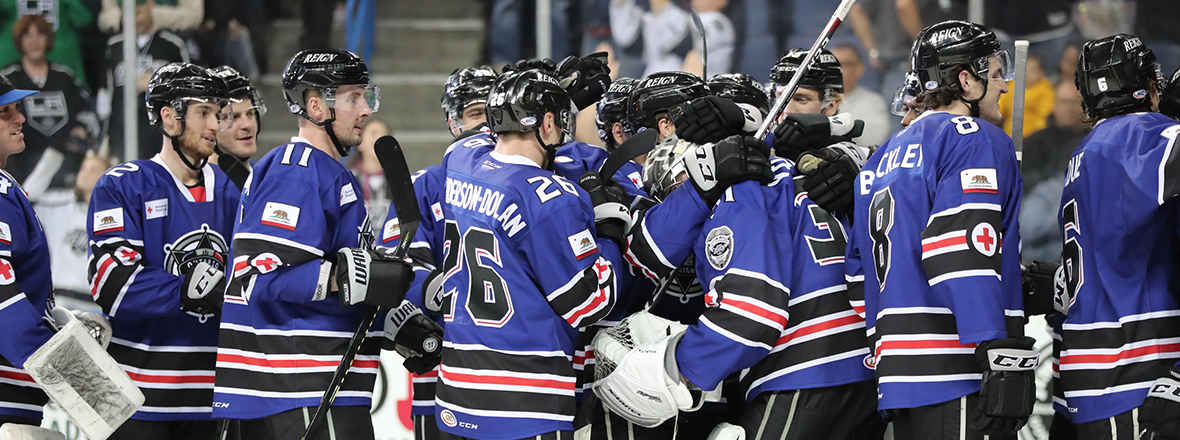 REIGN WIN AGAIN, 2-1 OVER BAKERSFIELD