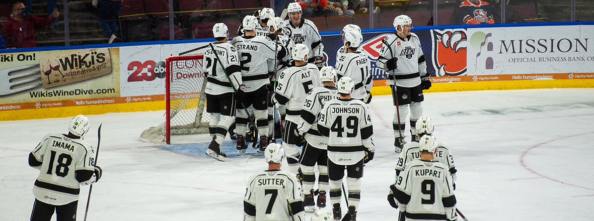 Shutout Win Over the Condors!
