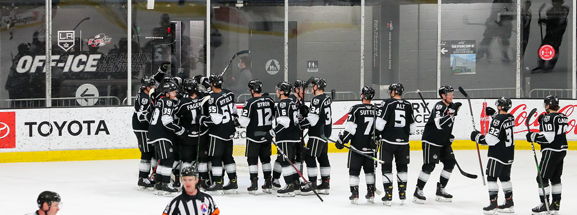 Friday Night Reign Win Against Tucson 5-3