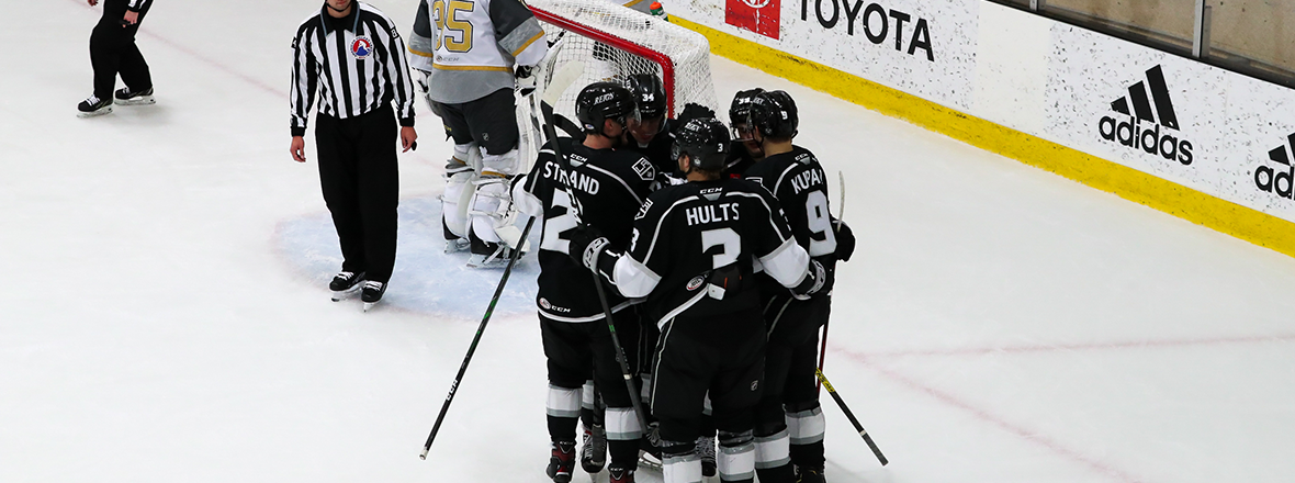 Reign Earn Back-To-Back Wins!
